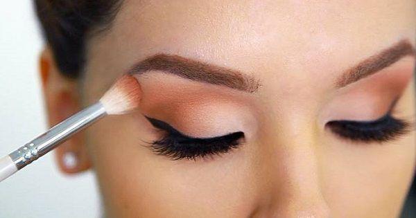 tutorial make up natural untuk pemula kosmetik sehari hari