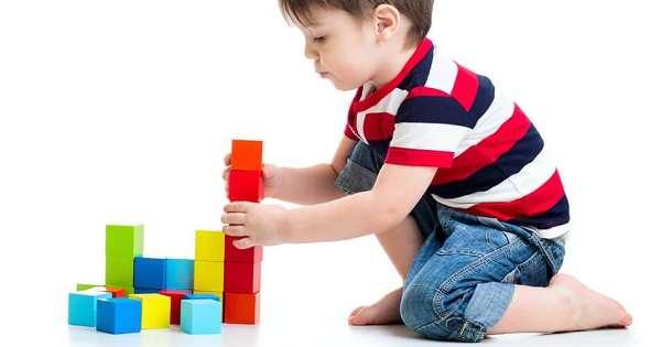 cara mengembangkan kecerdasan visual spasial dengan bermain balok lego