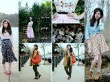 5. Tips Memilih Model Pakaian Vintage
