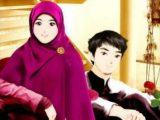 DP BBM islami romantis 16