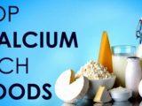 Makanan yang mengandung kalsium