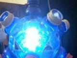 cara membuat lampion dari botol bekas