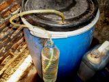 cara membuat pupuk organik cair drum
