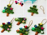 dekorasi natal unik, dekorasi natal di rumah, dekorasi natal dari barang bekas,dekorasi pohon natal 2