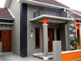 desain atap teras rumah minmalis