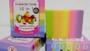 efek samping fruitamin soap