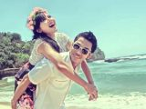 photo prewedding di pantai 8