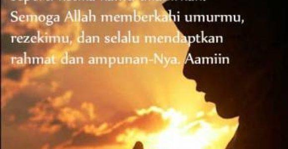 Doa Ulang Tahun Islami Untuk Suami Nusagates